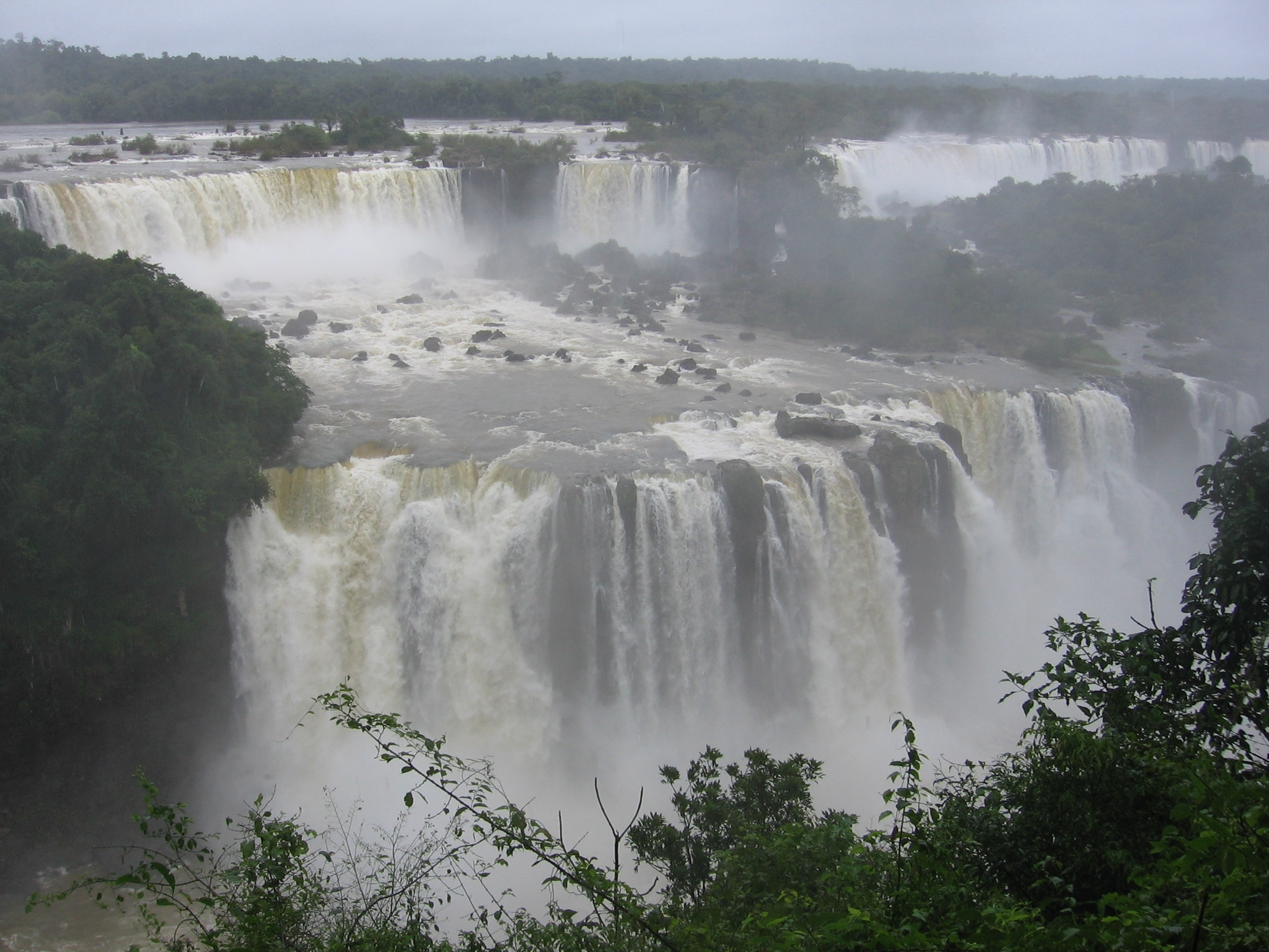 Waterfalls Brazilian