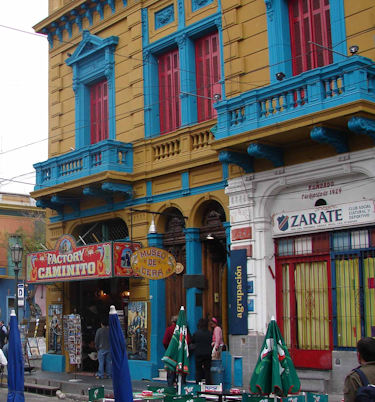 San Telmo Art and History Walk